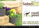 screenshot video gardeners edge